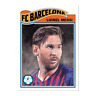 Lionel Messi Topps UEFA Champions League Living Set FC BARCELONA