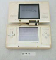 Nintendo DS Original console White Working good condition 1910-072