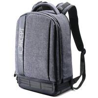 Professional Large Camera Photo Backpack Bag Waterproof  for DSLR Canon Nikon