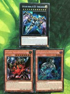 Phantom Rage PHRA-DE Karten Auswahl Deutsch 1. Auflage Yu-Gi-Oh! Near Mint