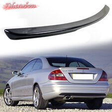 Painted Mercedes BENZ W209 CLK Coupe A Type Trunk Spoiler CLK350 CLK55AMG