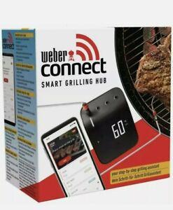 Weber Connect Smart Grilling Hub 3202, Passend Für Jeden Grill, OvP Neu