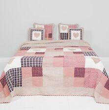 tagesdecken 140 cm breite x 220 im landhaus stil g nstig kaufen ebay. Black Bedroom Furniture Sets. Home Design Ideas