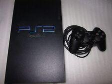 Playstation 2 fat negra para piezas o reparar