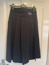 M&S Black Skirt Size 8