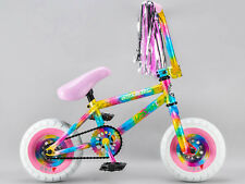 * Genuine Rocker-non copiare * - Unicorno vomito Irok + BMX Incorporated MINI BICICLETTA BMX