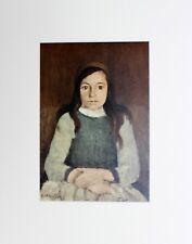 Henri Matisse Lithograph Limited Edition Nini Betron Mourlot 1954