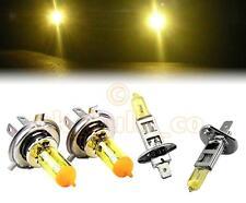 Amarillo Xenon Baja + High Beam Bulbos Para Mercedes-benz Vito Modelos h1h4