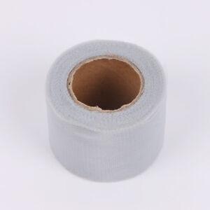 "2""x 25YD Tutu Tulle Rolls Craft Fabric Wedding Skirts Soft Nylon Netting Decor"