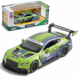 1:32 Bentley Continental GT3 No.7 Bathurst 12 Hours Winner Model Car Collection