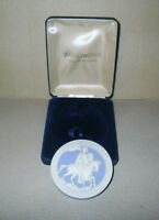 Wedgwood Jasperware Blue Domesday Medallion Limited Edition