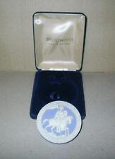 Wedgwood Jasperware Blue Domesday Medallion Limited Edition