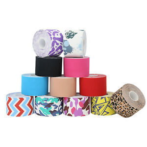 Muscle Stick Inner Effect Stick Cloth Pure Cotton Sports Tape Elastic Bandage