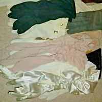 Large lot of 42 pair ladies Vintage gloves long short leather fancy dress casual