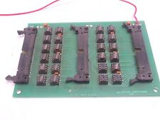 ALPHA OMEGA EB8119 INPUT/OUTPUT PC BOARD