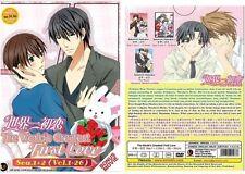 JAPAN Anime DVD Sekai Ichi Hatsukoi Complete Season 1+2 Tv 1-26 + Movie Eng Sub