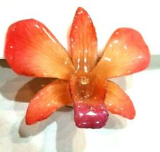 Real Orchid- Pendant-Brooch