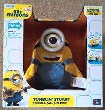 Despicable Me - Minions - Interactive Talking Tumblin Minion Stuart