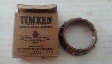 Timken 3889 Bearing 1940s packaging.