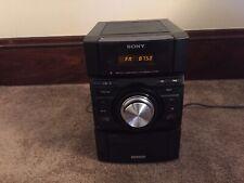 Sony MHC-EC69i Mini Hi-Fi System AM/FM CD Player & iPod Dock TESTED WORKING