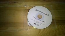 CD Indie Dan manganese-post-blues era (1) canzone PROMO City Slang disc only
