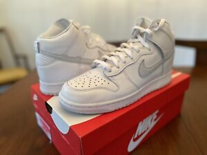 Nike Dunk High SP Pure Platinum - 10.5M - NWT, DS
