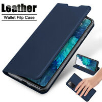 Case For Samsung Galaxy S20 FE 5G Note 20 Ultra Magnetic Flip Leather Card Cover