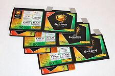 Panini EM EC Euro 2004 04 – 3 x EMPTY VUOTO BOX LEERES DISPLAY gefaltet folded