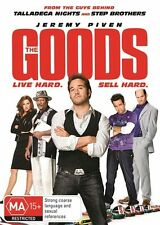 The Goods - Live Hard. Sell Hard. (DVD, 2013)