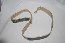 SWAROVSKI belt Be Bop Seladon Gurtel (S/M) 900063 BEST OFFERS CONSIDERED