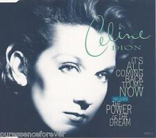 CELINE DION - It's All Coming Back To Me Now (UK 4 Tk CD Single Pt 1)