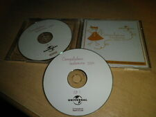 MATT POKORA - LAVILLIERS - BADI - GAINSBOURG - SHELLER - ZAZIE !!RARE CD !!!!!!