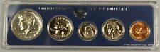 1967 United States Special Mint Set, With Box, 40% Silver Half