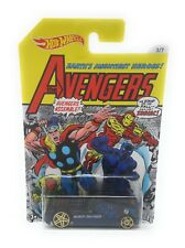 Hot Wheels The Avengers Qombee Black Panther no. 3