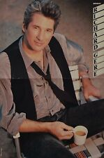 RICHARD GERE - A3 Poster (ca. 42 x 28 cm) - Clippings Fan Sammlung NEU