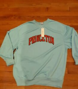 Princeton Crewneck Sweatshirt  AQUA  UNISEX M