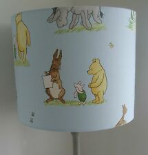 Disney  Winnie the Pooh and Friends -Handmade Nursery Lampshade 30cm Drum