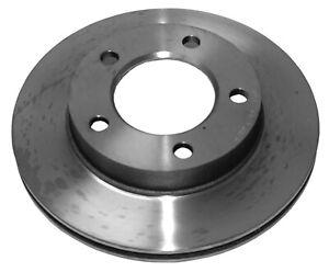 Disc Brake Rotor-Non-Coated Front ACDelco Advantage 18A49A