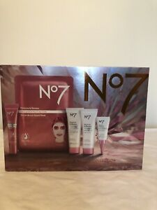 No7 The Best of Restore & Renew Collection~ Creams, Serum & Masks ~