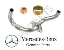 Genuine For Mercedes C240 C320 CL500 S430 G500 EGR Line w/ Nut & Ferulle Set