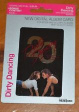 Rare Dirty Dancing Collectible Digital Album Card Not Activated Does Not Work