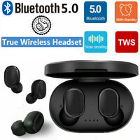 For Xiaomi Redmi TWS Airdots Headset Bluetooth 5.0 Headphone Stereo Earbuds New