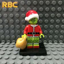 Grinch Custom Minifigure How the Grinch Stole Christmas Minifigures