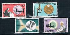 Mauritius 1978 Discovery of Penicillin SG 552/5 MNH