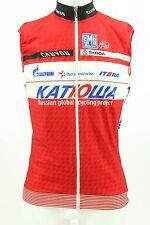 Original Team KATUSHA Thermo-Weste Gr. XXXL - extrem reduziert wegen Farbverlauf