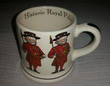 """Historic Royal Palaces Guardsman English HRP Tea Cup Coffee Mug Small 3"""""""