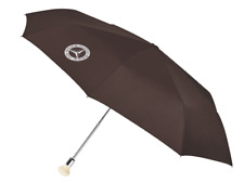 Mercedes Compact Umbrella Brown Genuine Merchandise 300 SL, New