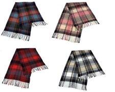 Sciarpe , foulard e scialli da donna acrilici scozzesi