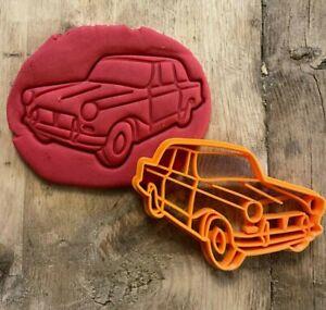 Triumph Herald cookie cutter, classic, biscuit cutter, 1960 and 70's