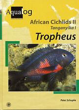 AQUALOG, African Cichlids II Tanganyika All Tropheus